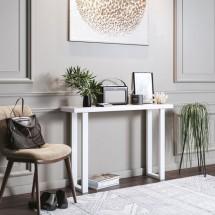 Mesa accesorio blanca