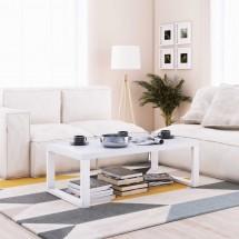 Mesa blanco Muebles comedor. Mesa centro