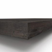 Tipo de madera negra dark - Muebles madera