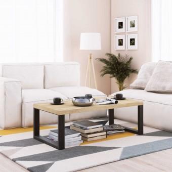 Mesa de centro de madera para Salón