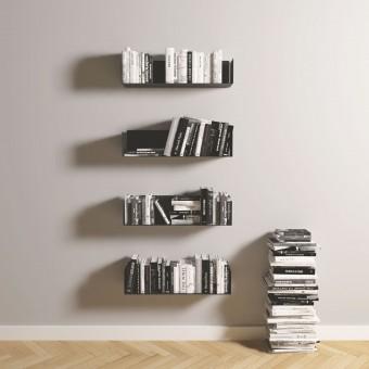 Estanterías metálicas libros