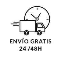 Envío gratis 24/48horas