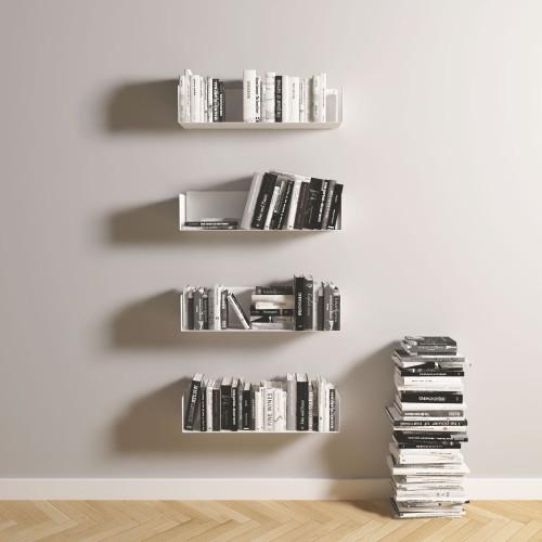 Estanterías metálicas para libros