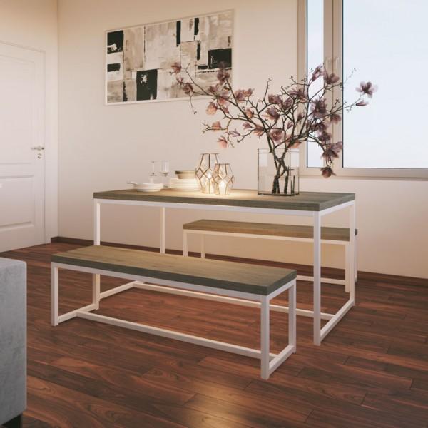 salón mesa de comedor
