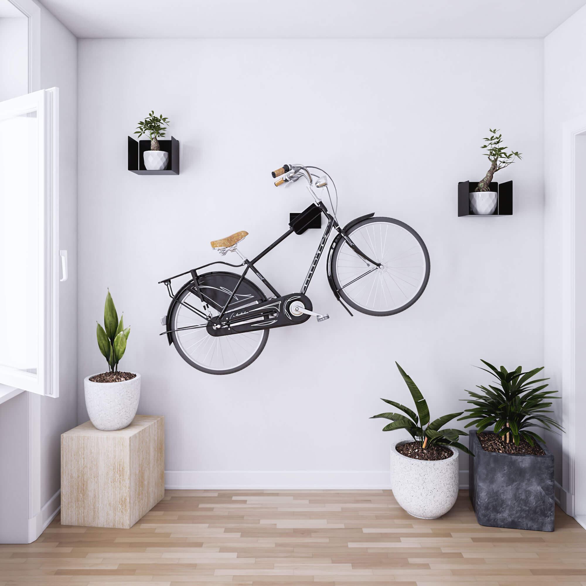 Soporte para Bicicletas en casa
